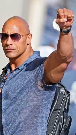 Dwayne Johnson, Дуэйн Джонсон